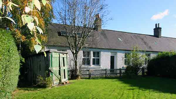 Cottage in Norham