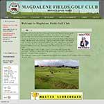 Magdalene Fields Golf Club