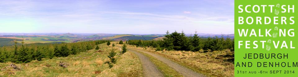 Scottish Borders Walking Festival